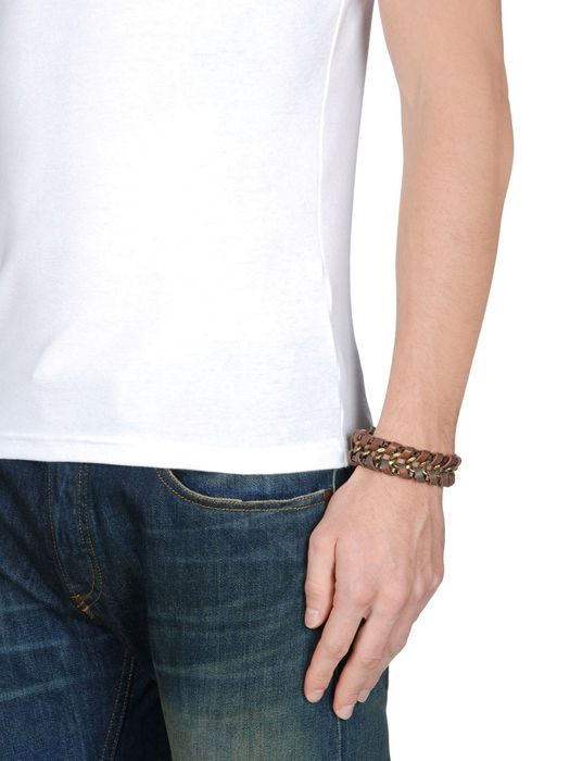 DIESEL ATECHAIN Armband U e