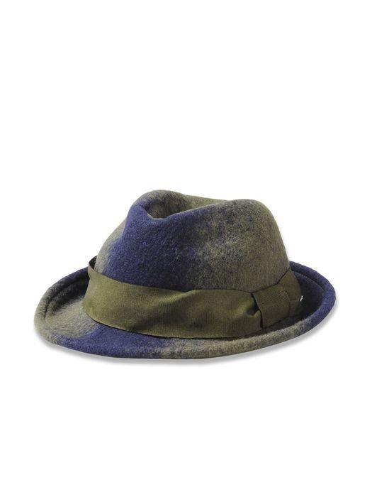 DIESEL CRISTA Gorros, sombreros y guantes D e