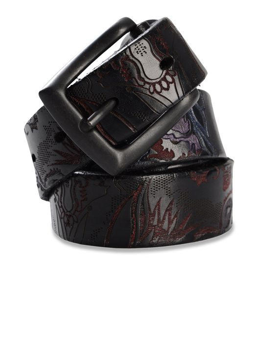 DIESEL BLACK GOLD BADOL Belts D f