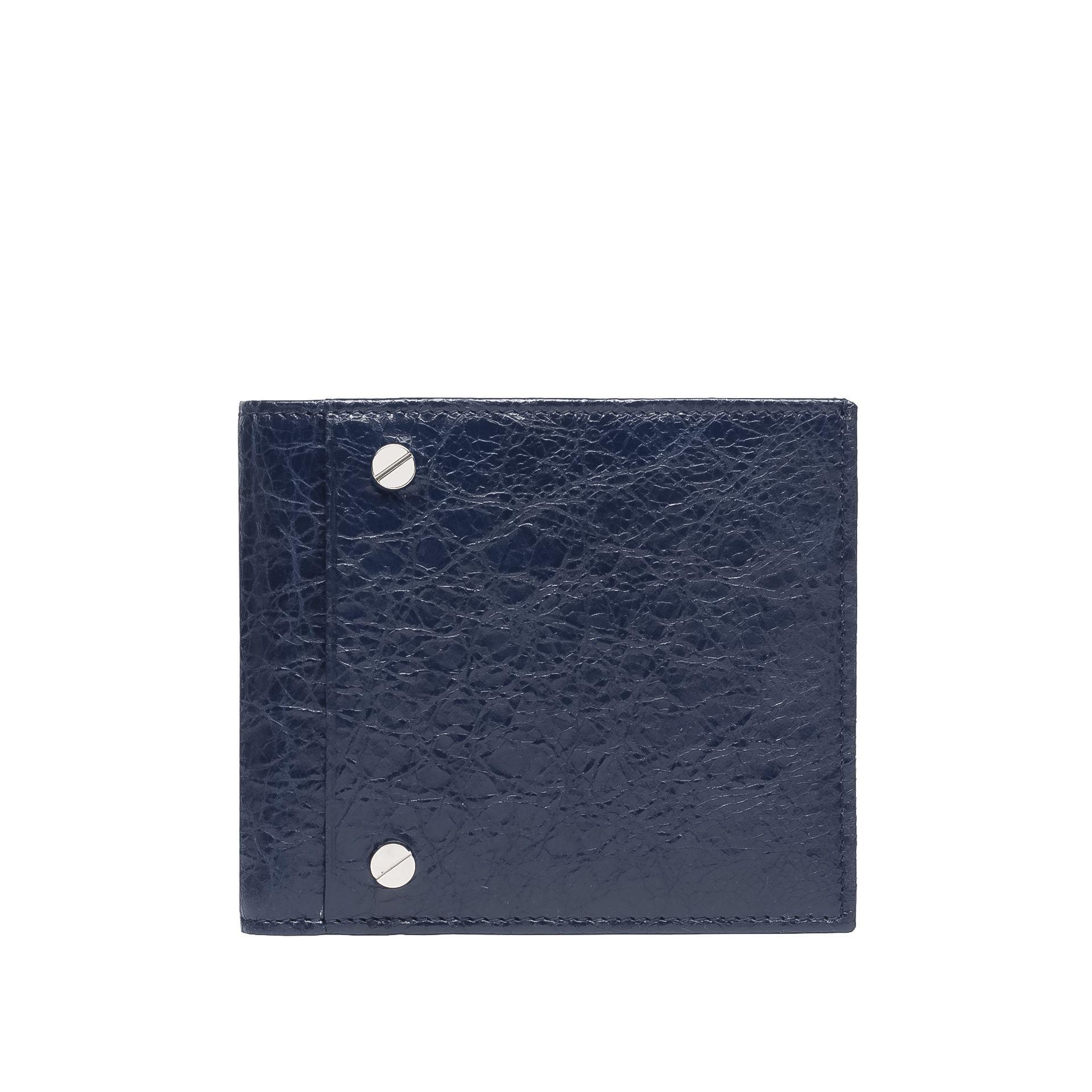 BALENCIAGA Balenciaga Square Wallet Portefeuilles U f