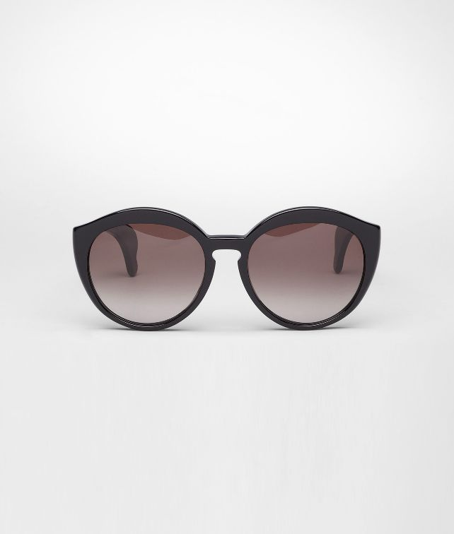 BOTTEGA VENETA Black Brown Shaded Acetate BV 195/S Sunglasses D fp