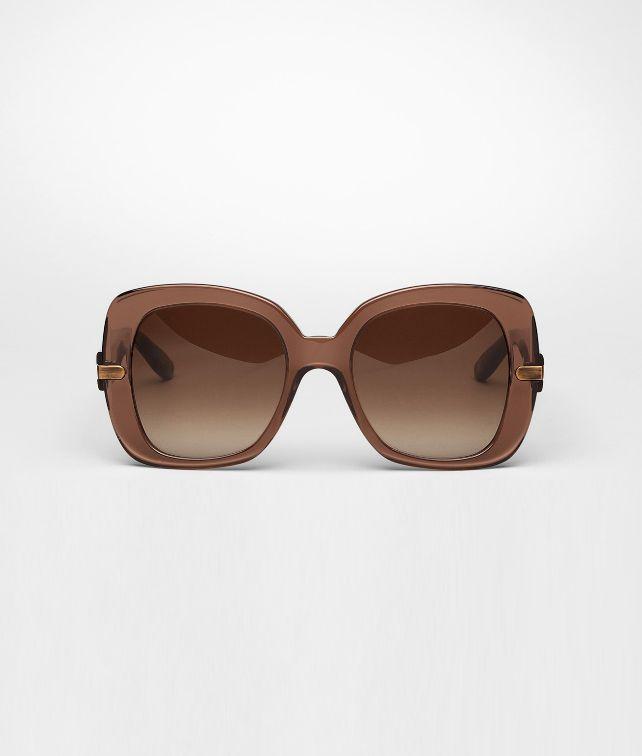 BOTTEGA VENETA Grey Brown Shaded Eyewear BV 229/S Sunglasses D fp