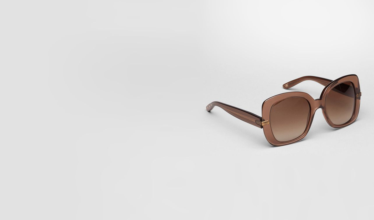 BOTTEGA VENETA Sunglasses D Grey Brown Shaded Eyewear BV 229/S pl