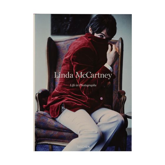Linda McCartney Book: Life In Photographs