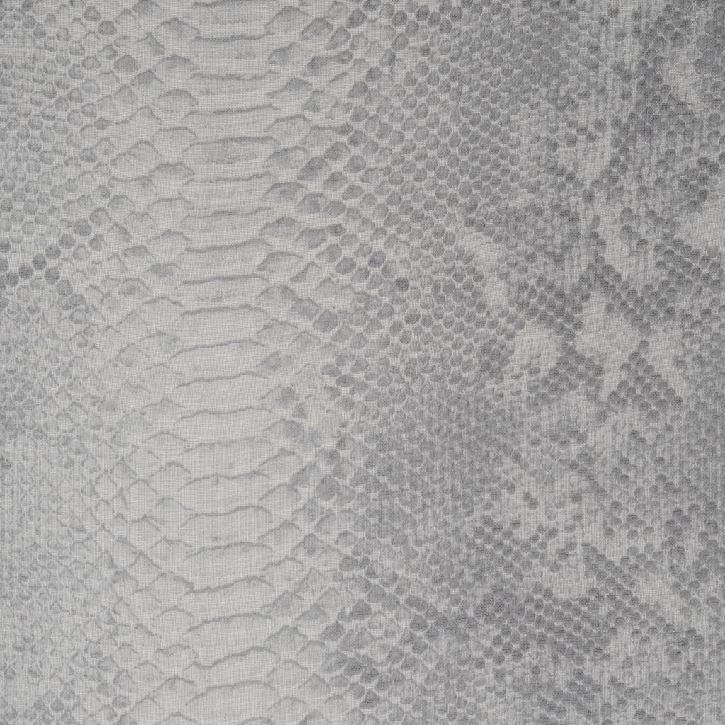 Schal mit Python-Print  - STELLA MCCARTNEY