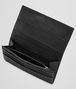 BOTTEGA VENETA CONTINENTAL WALLET IN NERO INTRECCIATO VN Continental Wallet Man ap