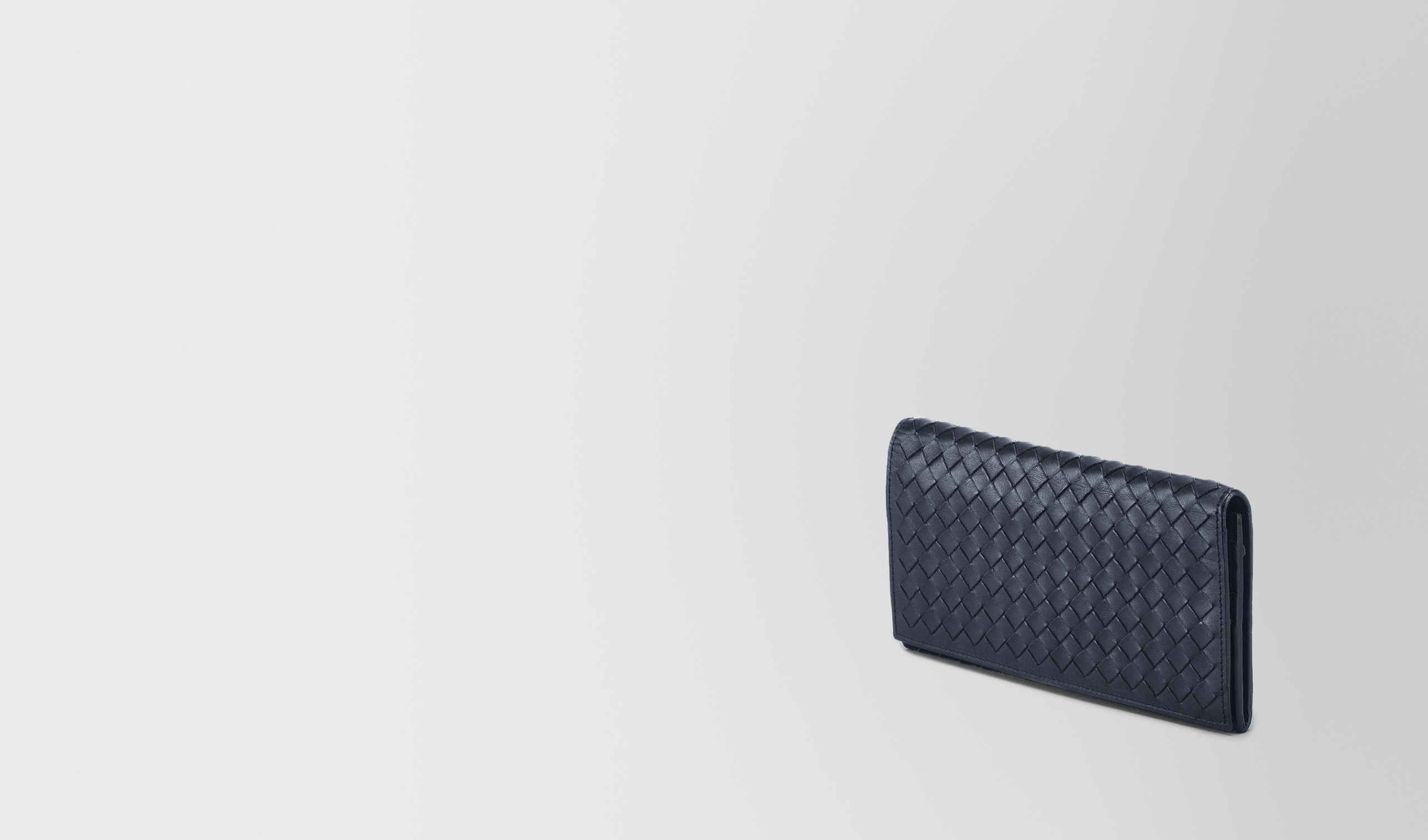 BOTTEGA VENETA Continental Wallet U CONTINENTAL WALLET IN LIGHT TOURMALINE INTRECCIATO VN pl
