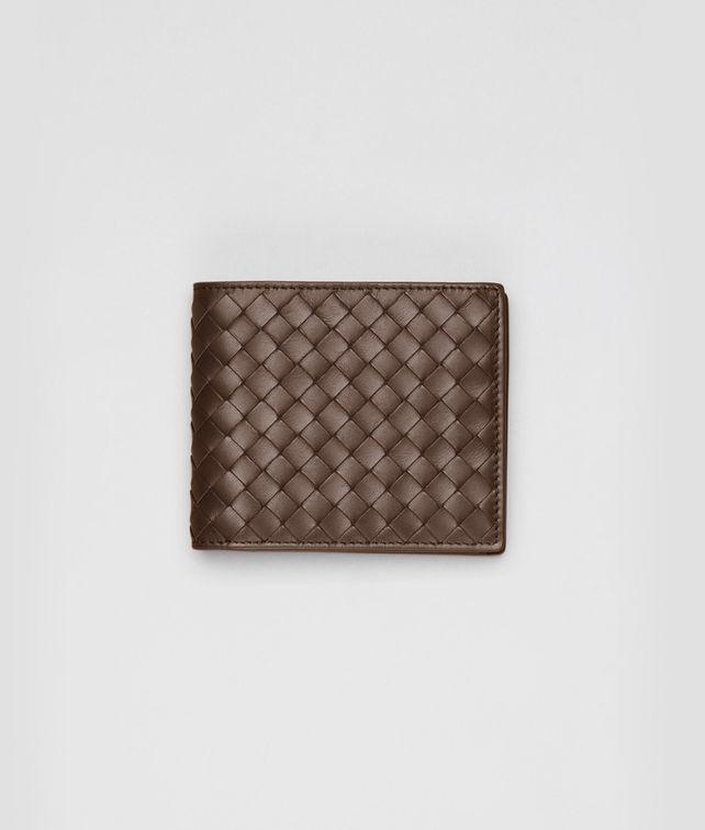BOTTEGA VENETA Edoardo Intrecciato VN Wallet Bi-fold Wallet U fp