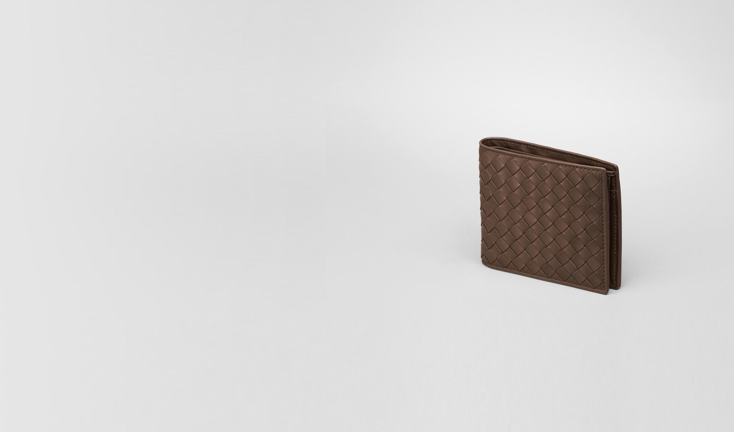 BOTTEGA VENETA Bi-fold Wallet U Edoardo Intrecciato VN Wallet pl