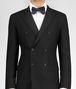 BOTTEGA VENETA Navy Silk Bow Tie Tie U rp