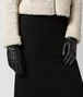 BOTTEGA VENETA GLOVE IN NERO NAPPA, INTRECCIATO DETAILS Scarf or other D rp