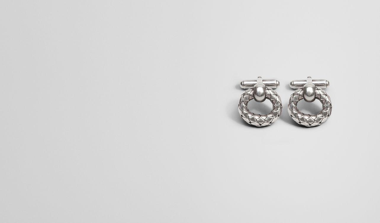 cufflinks in silver landing