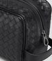 BOTTEGA VENETA TOILETRY CASE IN NERO INTRECCIATO VN Other Leather Accessory Man ep
