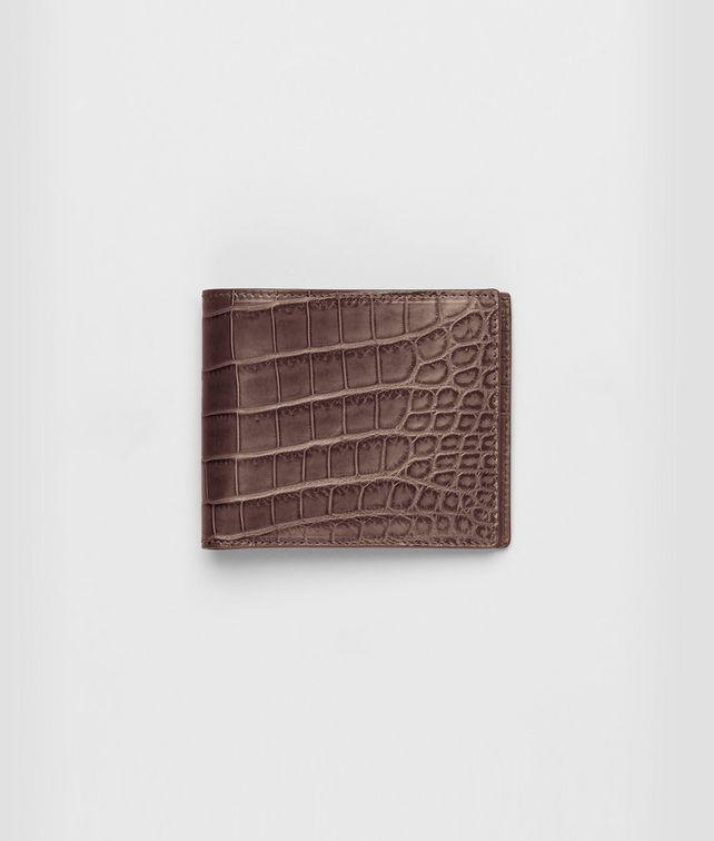 BOTTEGA VENETA BI-FOLD WALLET IN EDOARDO CROCODILE Bi-fold Wallet U fp