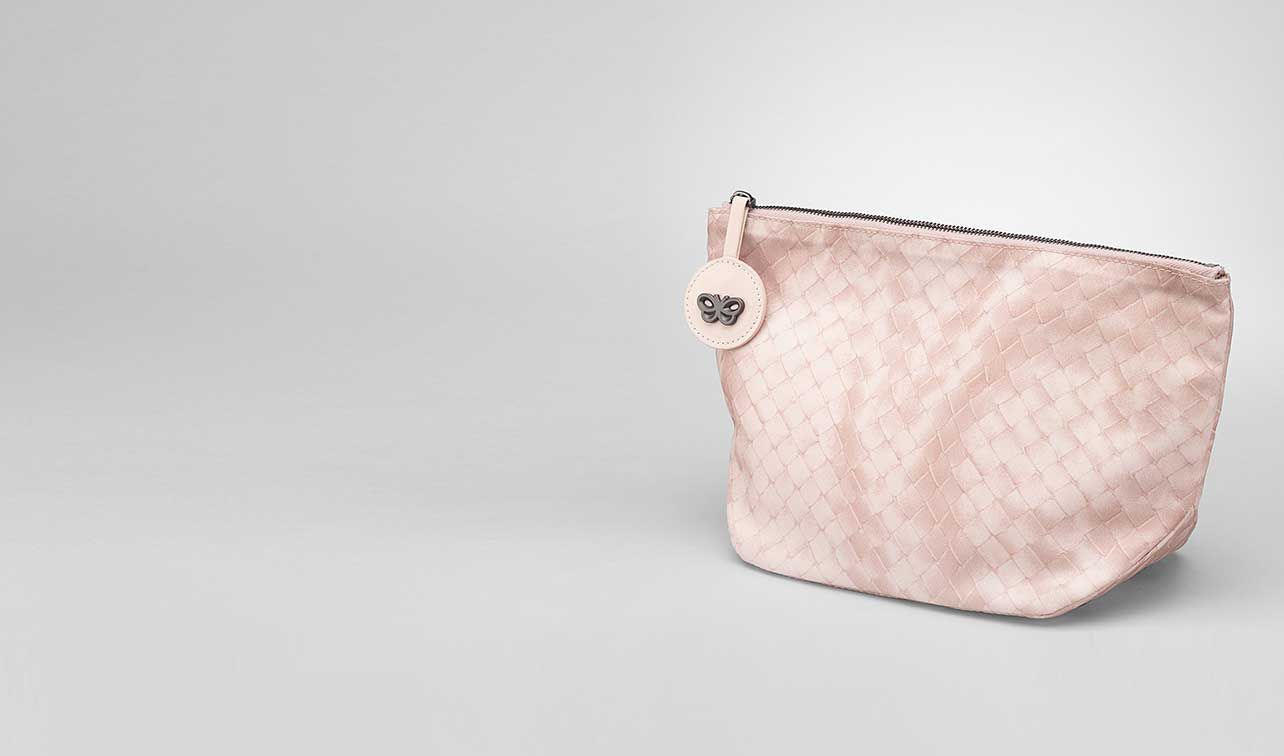 BOTTEGA VENETA Cosmetic Case D Intrecciolusion Cosmetic Case pl