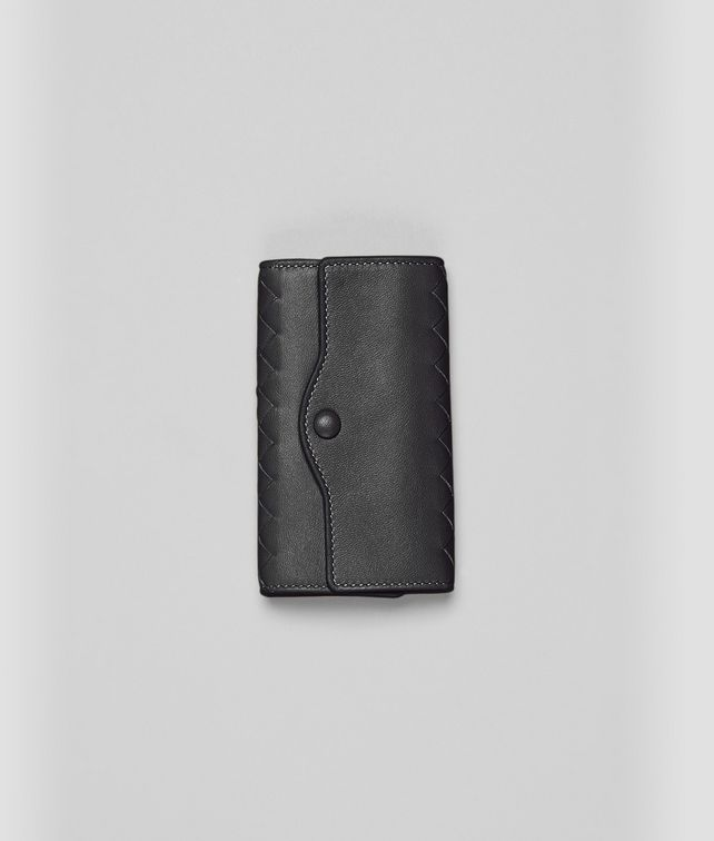 BOTTEGA VENETA Intrecciato Nappa Key Case Keyring or Bracelets E fp