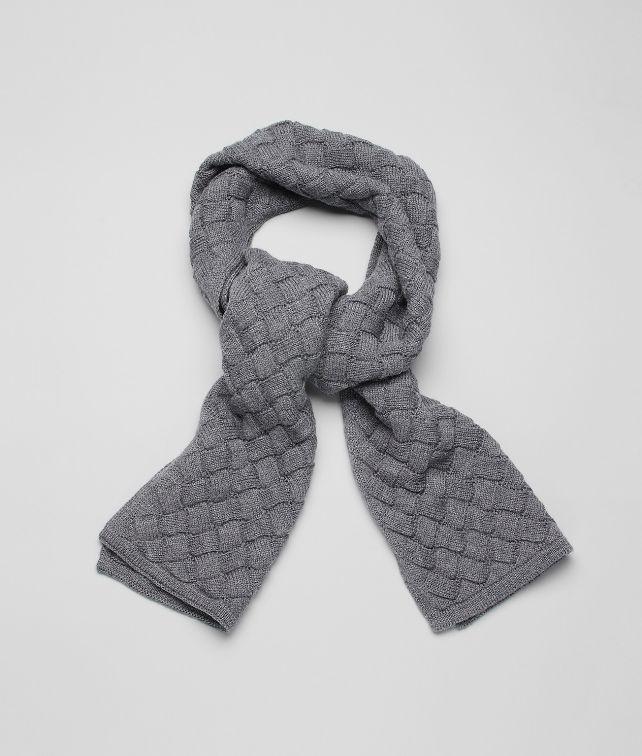 BOTTEGA VENETA Écharpe Lead en laine écharpe ou gant ou chapeau U fp