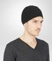 BOTTEGA VENETA HAT IN NERO WOOL Scarf or Hat or Glove U rp