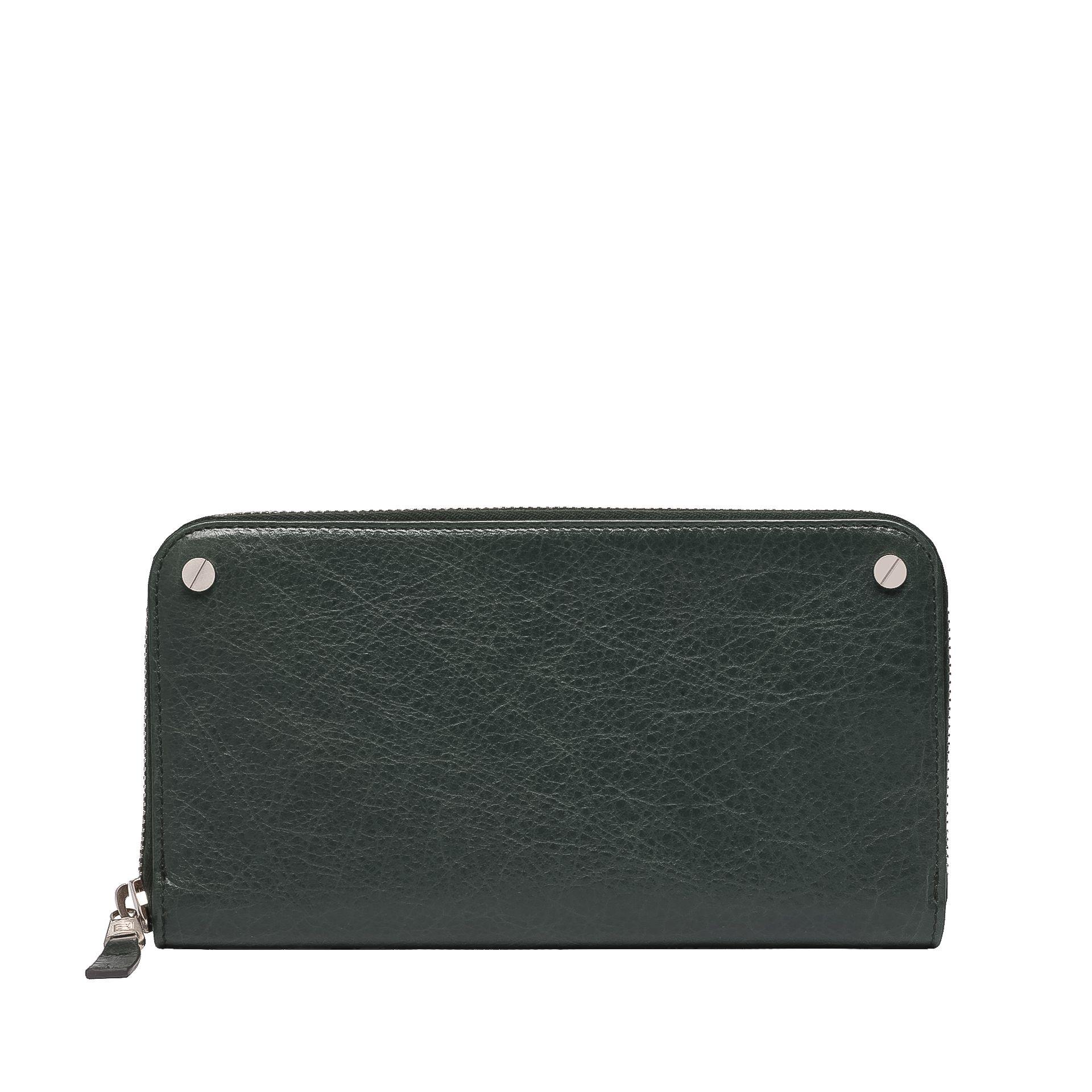 BALENCIAGA Balenciaga Continental Zip Around   Wallet U f