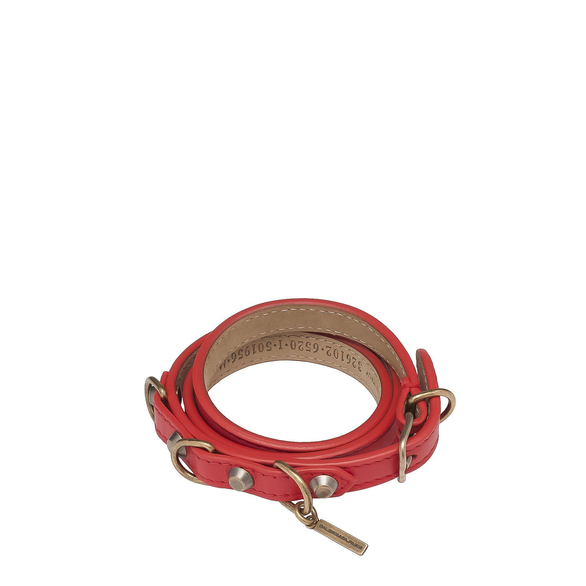 BALENCIAGA Balenciaga Papier Bracelet Triple Bracelet D f