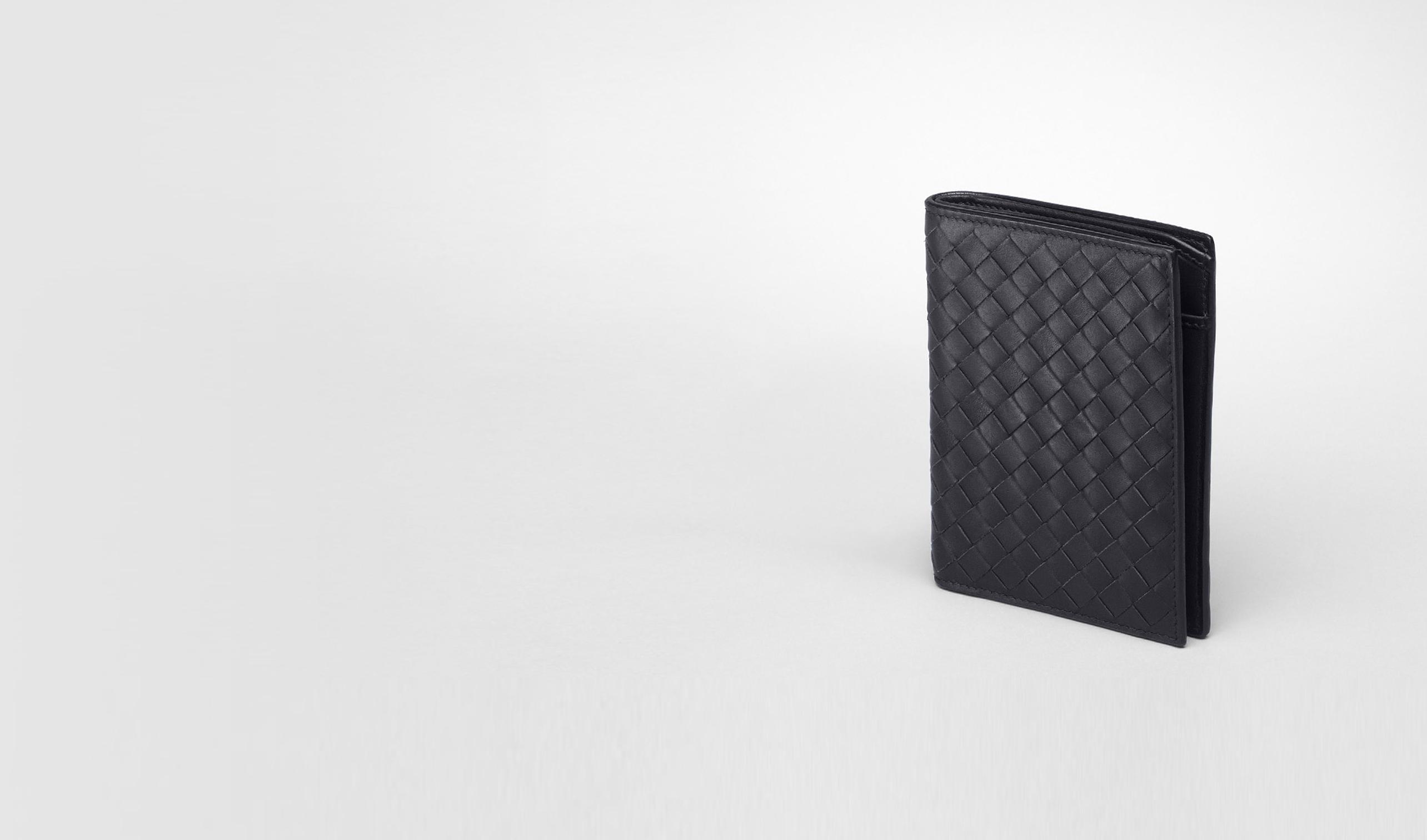 BOTTEGA VENETA Bi-fold Wallet U Ardoise Intrecciato VN Wallet pl