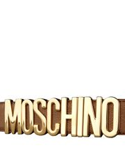 MOSCHINO Leather Belt D d