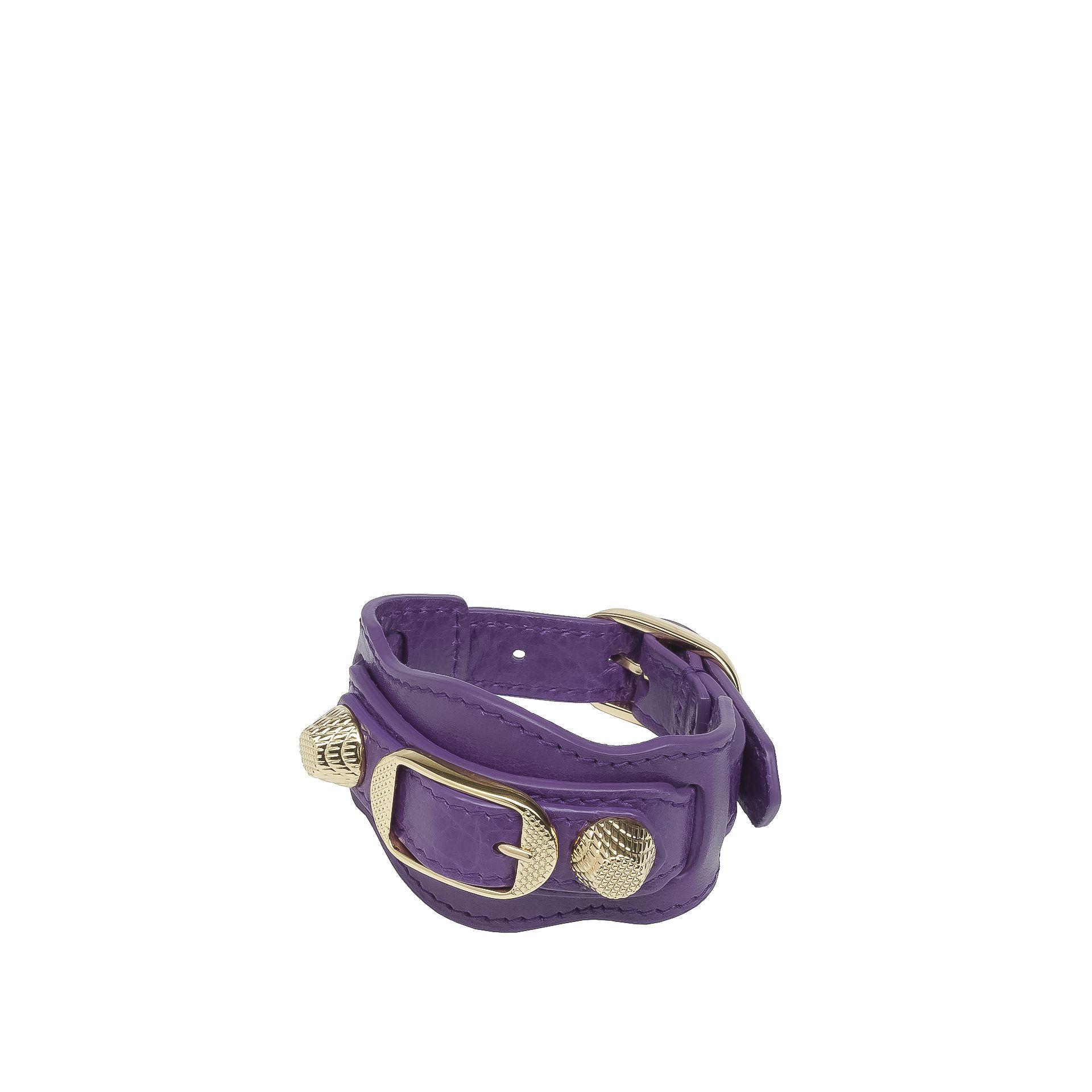 BALENCIAGA Balenciaga Giant Bracelet Or Bracelet D f