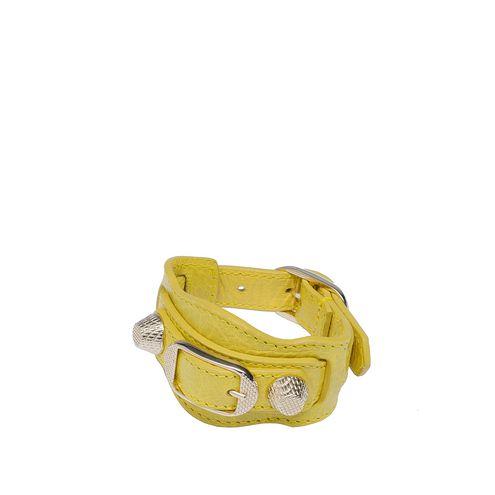 Balenciaga Giant Gold Bracelet