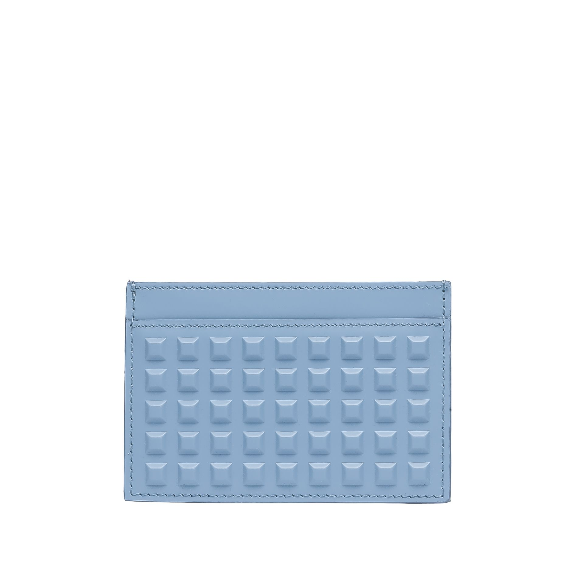 BALENCIAGA Balenciaga Single Card Grid Card Cases U f