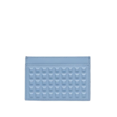 BALENCIAGA Card Cases U Balenciaga Single Card Grid f