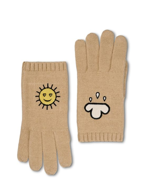 Gloves Woman MOSCHINO CHEAP AND CHIC