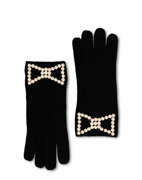 Gloves Woman MOSCHINO CHEAPANDCHIC