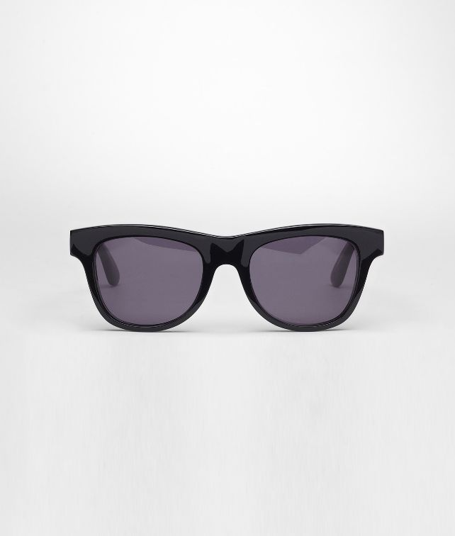 BOTTEGA VENETA Black Grey Acetate Eyewear BV 248 Sunglasses E fp