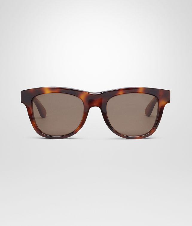 BOTTEGA VENETA Havana Brown Acetate Eyewear BV 248 Sunglasses E fp