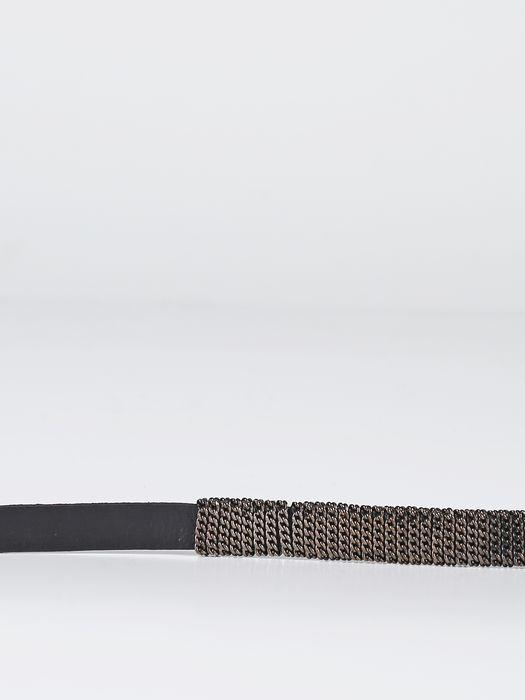 DIESEL BROWNI Belts D e