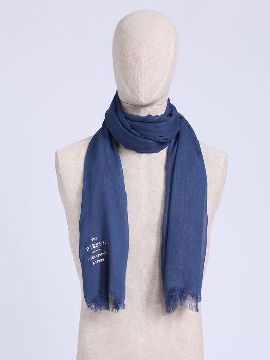 DIESEL SCIANGIANT Sciarpe & Cravatte U f