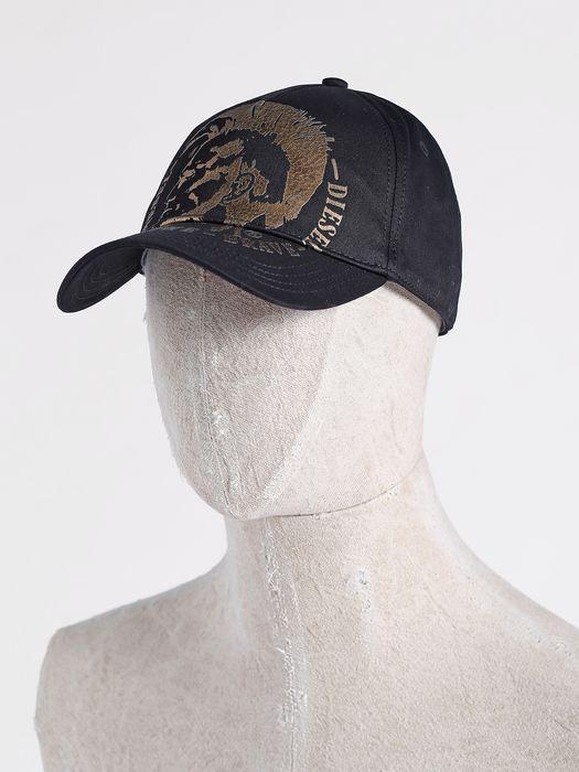 DIESEL CAHETEL Bérets, chapeaux et gants U f
