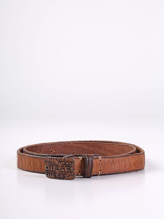 DIESEL BOCISTORTI Belts U f