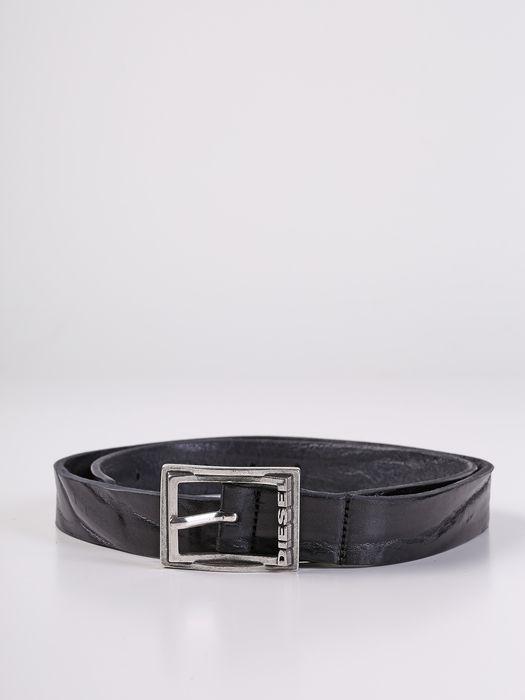 DIESEL BINSIGNE Belts U f