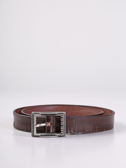DIESEL BINSIGNE Cintura U f