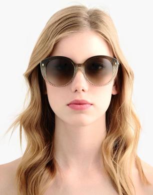 lunette de soleil pucci,Solaire Emilio Pucci,mod猫le femme num茅ro 58 en ... 875ab27d47aa