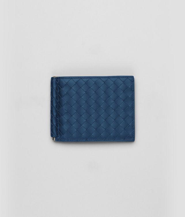 BOTTEGA VENETA Électrique Intrecciato VN Wallet Bi-fold Wallet U fp