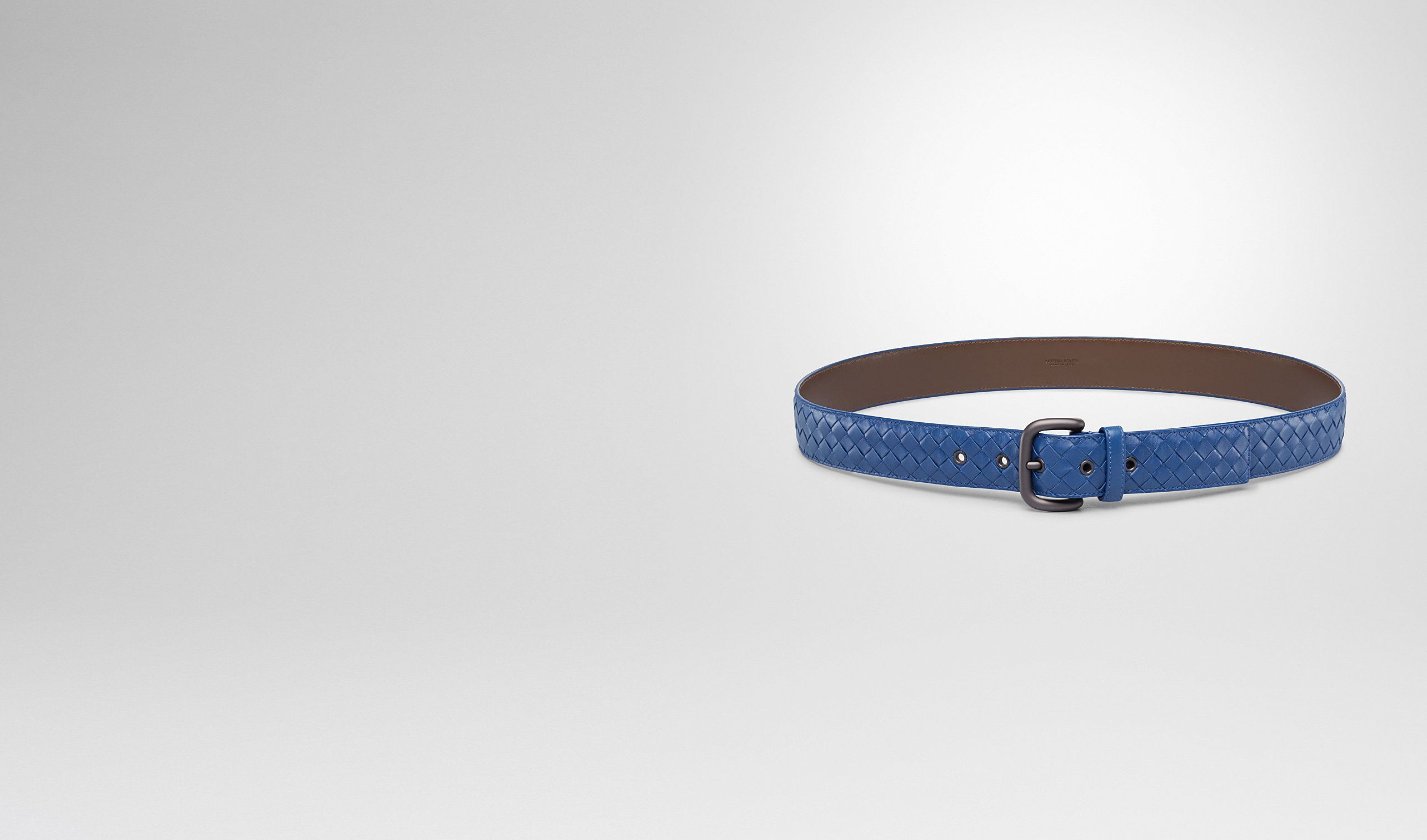 BOTTEGA VENETA Belt U Électrique Intrecciato VN Belt pl