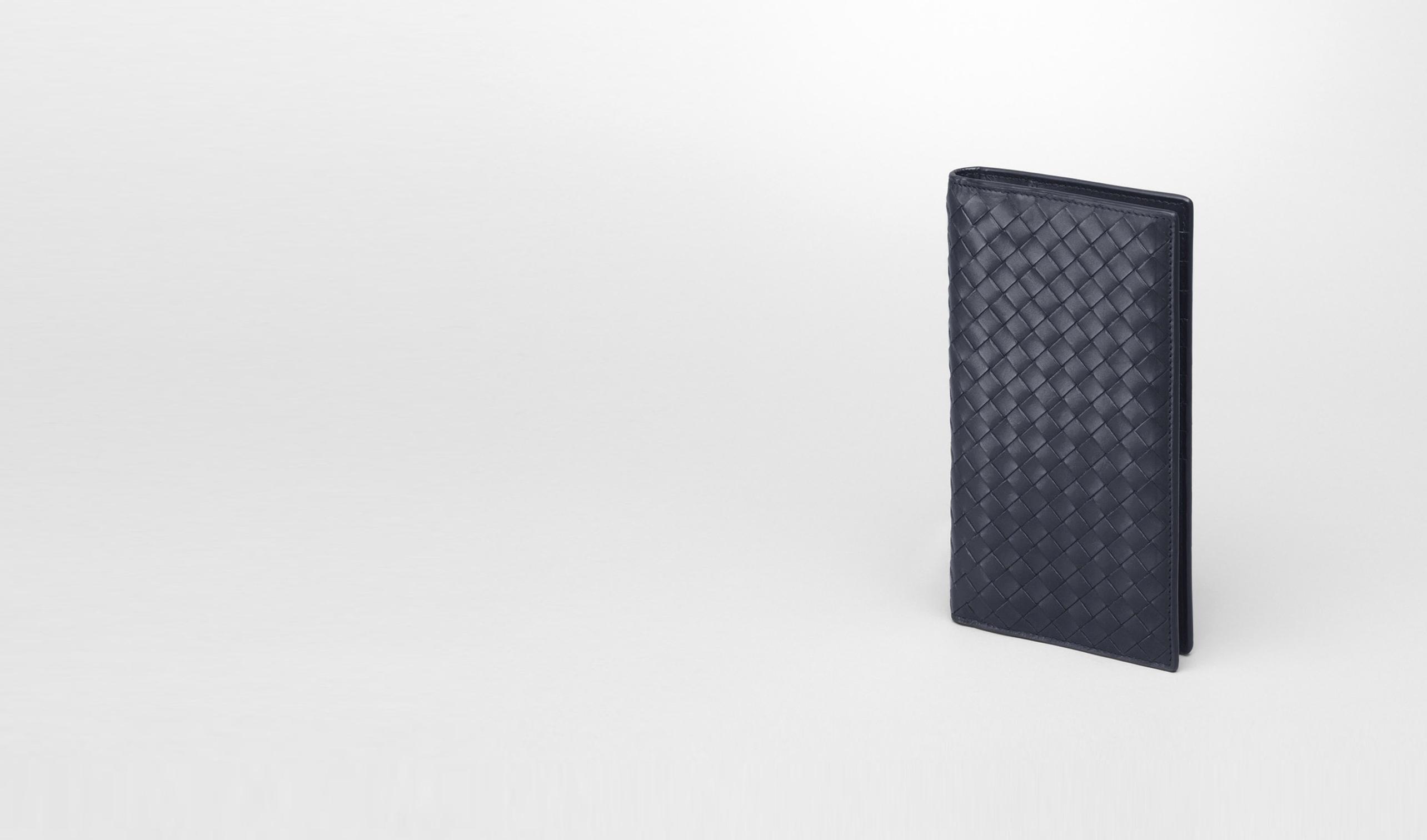 BOTTEGA VENETA Continental Wallet U Prusse Intrecciato Vachette Continental Wallet pl