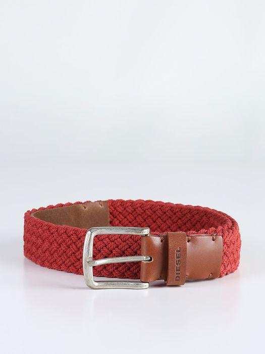 DIESEL BIRAFFIA Belts U f