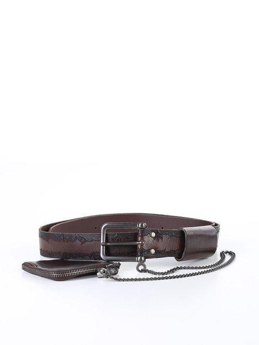 DIESEL BLACK GOLD BREIS-CHENIN Belts U f