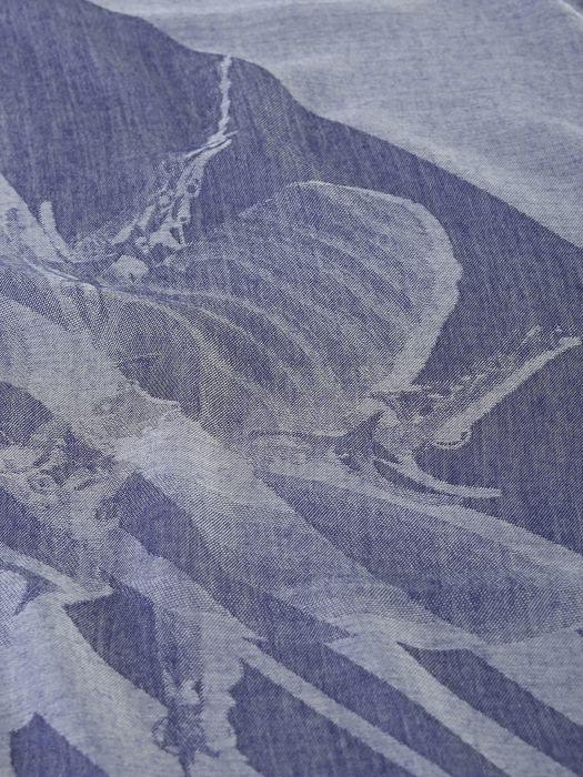 DIESEL BLACK GOLD SCAR-BIGBUG Scarf & Tie U e