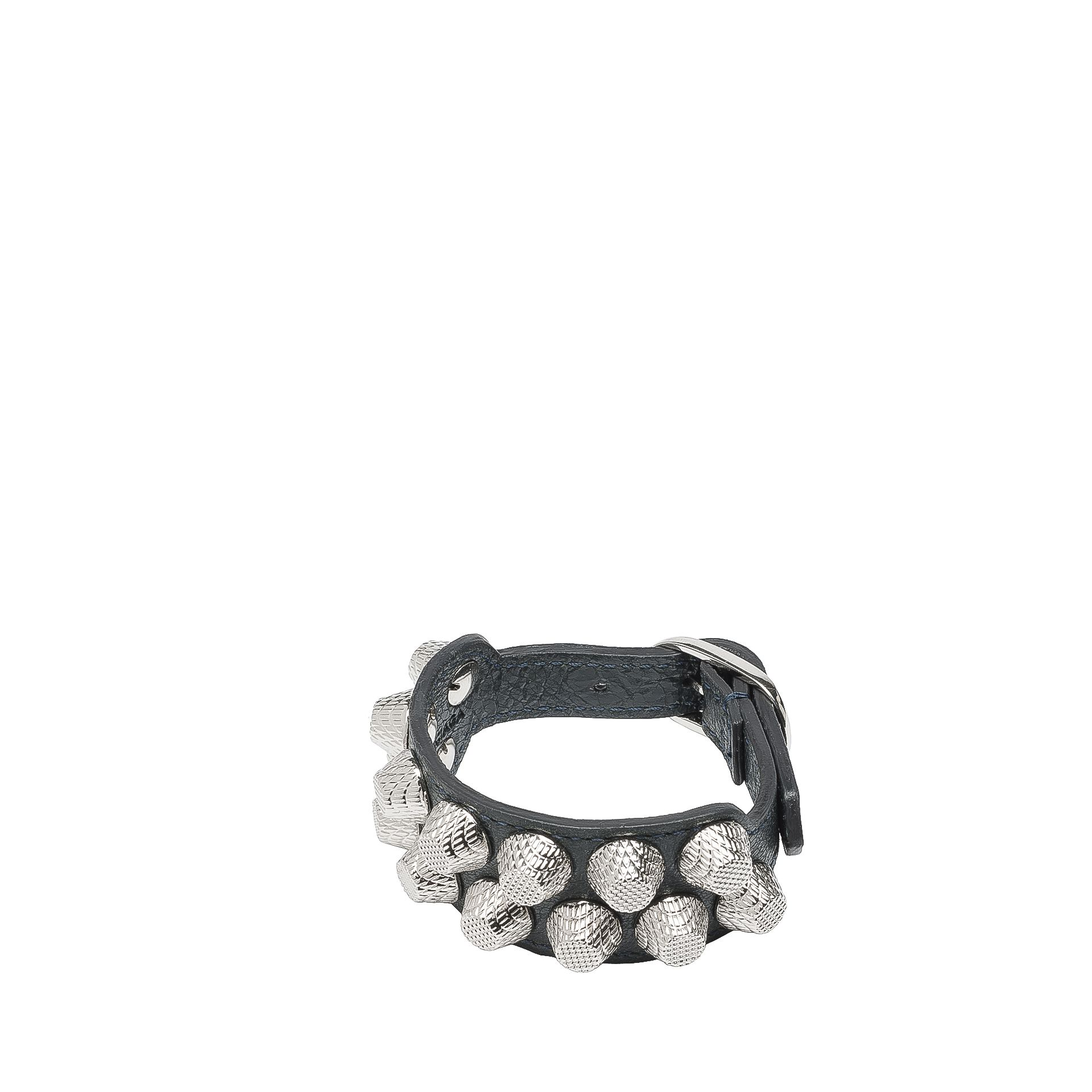 BALENCIAGA Balenciaga Giant Bracelet Stud M Argent Bracelet Giant Stud D f
