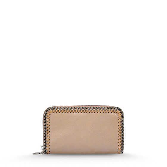 Falabella Chamois Zip Wallet