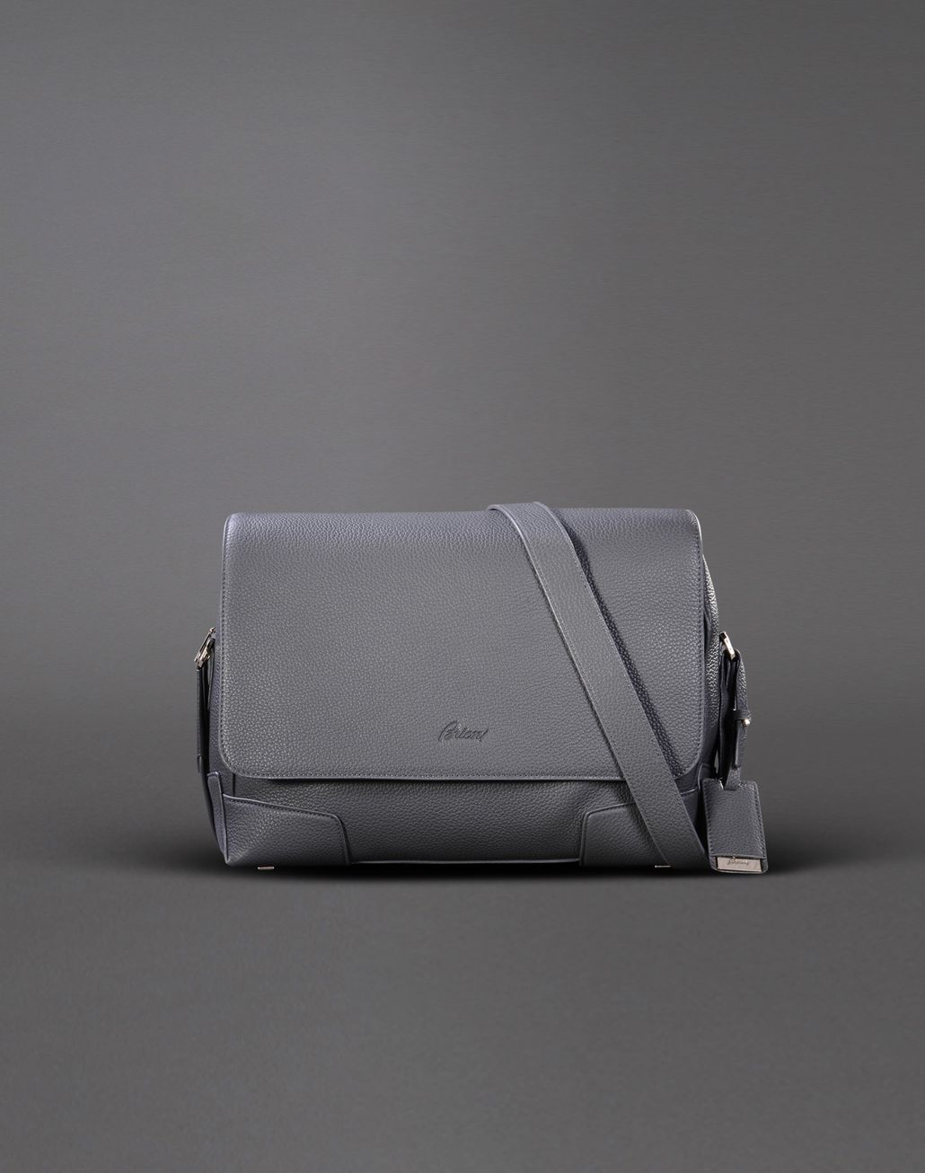 BRIONI MESSENGER BAG Leather Goods U f